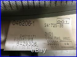 Herman Miller Aeron Chair Seat Pan 3V01 Titanium Large Size C Classic Zinc Mesh