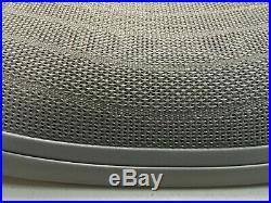 Herman Miller Aeron Chair Seat Pan 4E04 Titanium Medium Size B Wave Mineralite