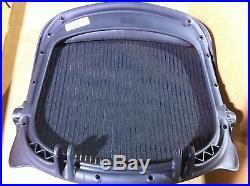 Herman Miller Aeron Chair Seat Pan Replacement C size Large Black Carbon new