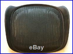 Herman Miller Aeron Chair Seat Pan (frame) Medium Size B G1 3D01 Carbon