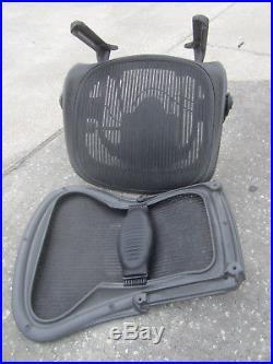 Herman Miller Aeron Chair, Size A