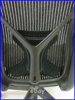 Herman Miller Aeron Chair Size A Fully Adjustable in Excellent Condition