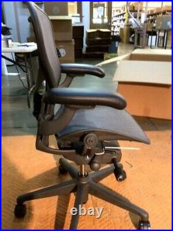 Herman Miller Aeron Chair Size A Small Floor Models Office Designs Outlet