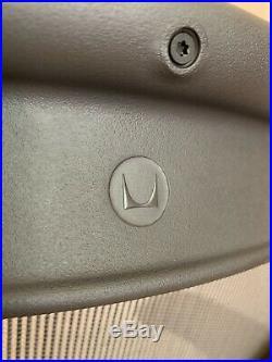 Herman Miller Aeron Chair Size B 2018 Model Remastered RRP £1300