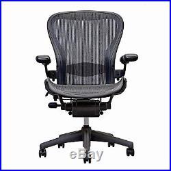 Herman Miller Aeron Chair Size B Basic Model Open Box