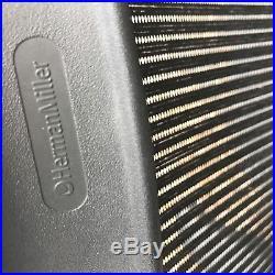 Herman Miller Aeron Chair Size B Black Nice
