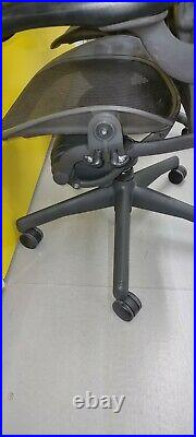 Herman Miller Aeron Chair Size B FULLY LOADED BRAND NEW LUMBER SUPPORT