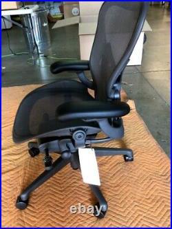Herman Miller Aeron Chair Size B Floor Models Office Designs Outlet
