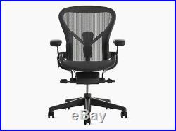 Herman Miller Aeron Chair Size B New NEWEST Model