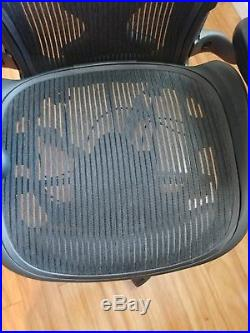 Herman Miller Aeron Chair Size B Perfect condition