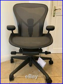Herman Miller Aeron Chair Size B Remastered Brand New With Tags