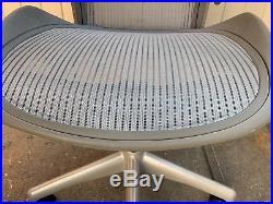 Herman Miller Aeron Chair Size B (Zinc Color)