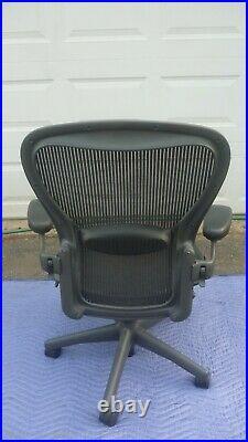 Herman Miller Aeron Chair Size C