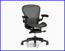 Herman Miller Aeron Chair Size C Floor Models Office Designs Outlet Chair 3