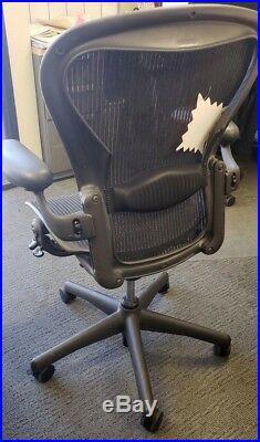 Herman Miller Aeron Chair Size C / Large Heavy Duty