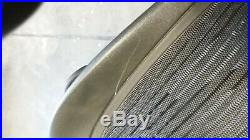Herman Miller Aeron Chair Titanium Gray Size B
