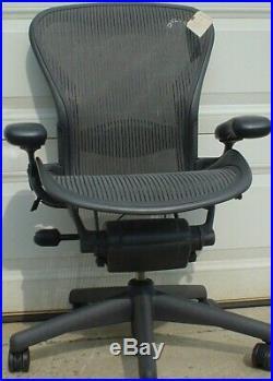 Herman Miller Aeron Chairs B