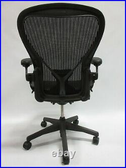 Herman Miller Aeron Chairs Size B Fully Adjustable withPostureFit