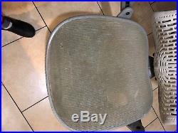 Herman Miller Aeron Desk Chair, Grey