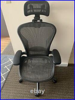 Herman Miller Aeron Desk Chair Size B