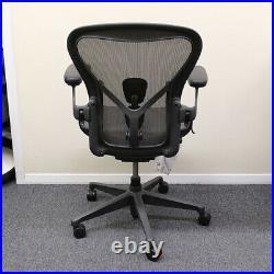 Herman Miller Aeron Desk Chair, Size B Showroom Model