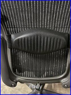 Herman Miller Aeron Ergonomic Chair Size A