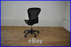 Herman Miller Aeron Ergonomic Office Chair Size B No Arms Free Shipping