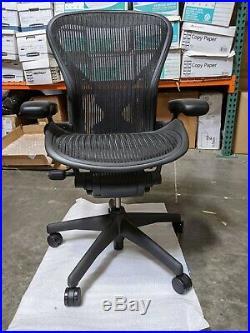 Herman Miller Aeron Fully Adjustable Size B Office chair