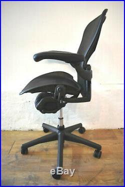 Herman Miller Aeron Fully Loaded Lumbar Support Ergonomic Office Chair 10 STK