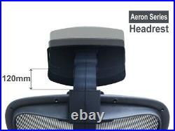 Herman Miller Aeron Graphite Mesh Headrest Only FREE DELIVERY