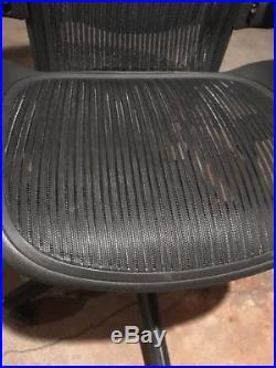 Herman Miller Aeron Mesh Office Chair Medium B
