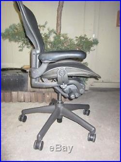 Herman Miller Aeron Mesh Office Desk Chair Large Size B Local pickup