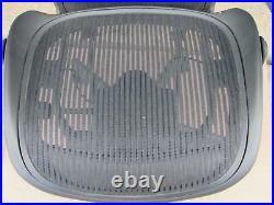 Herman Miller Aeron Mesh Office Desk Chair Size Small B 146905 AE112APB