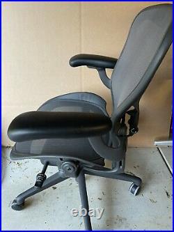 Herman Miller Aeron Office Chair Adjustable Model B Medium Size