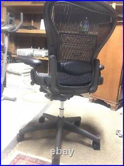 Herman Miller Aeron Office Chair Black