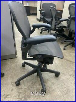 Herman Miller Aeron Office Chair Carbon
