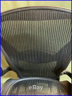Herman Miller Aeron Office Chair Fully Adjustable