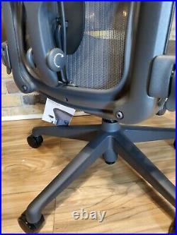 Herman Miller Aeron Office Chair Graphite