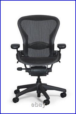 Herman Miller Aeron Office Chair Graphite, Size B