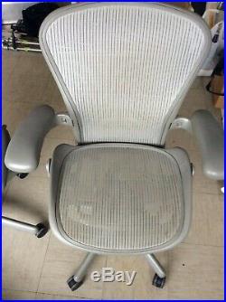 Herman Miller Aeron Office Chair Grey