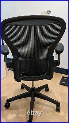 Herman Miller Aeron Office Chair Grey, Size B BUY IT NOW $542