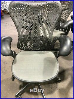 Herman Miller Aeron Office Chair Lot of 7-Used