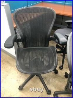Herman Miller Aeron Office Chair Minor Flaws