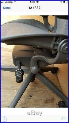 Herman Miller Aeron Office Chair NEW Style
