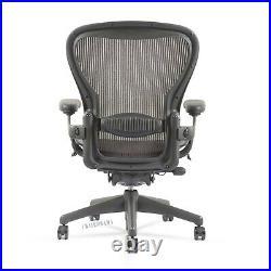 Herman Miller Aeron Office Chair Purple