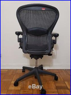 Herman Miller Aeron Office Chair, Size B