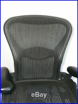 Herman Miller Aeron Office Chair Size B (2 Dots)