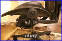 Herman Miller Aeron Office Chair Size B In Good Condition Fully Loaded