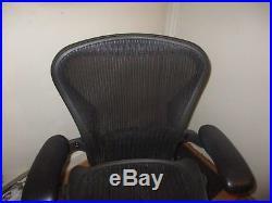 Herman Miller Aeron Office Chair, Size B (Used)