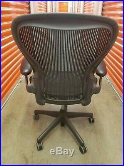Herman Miller Aeron Office Chair Size C